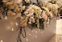 Floral Arrangements by The Silver Lining