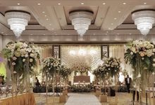 The Wedding Of Safirah And Agsal by Dream Decor