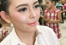 Makeup For Ballerina by nisarosa_house
