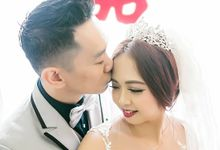 The Wedding Of - Michael & Irene by hm photography bali