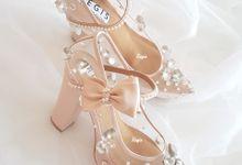 Regis Bridal Shoes by Regis Bridal Shoes