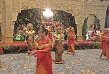 Sinta Dan Eca wedding by Aorora Catering & WO