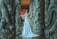 Prewed @TMII by elinnboend makeup artist