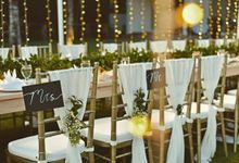 Only Greens And Sparkling Twingkle Lights by magical blossoms