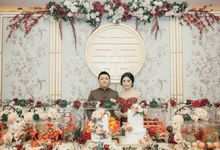 The Engagement of Sheila & Arief by Farine Pastry