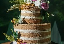 Naked Cake by Cakeshop by Sonja