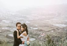 Prewedding Of - Reggy & Mely by hm photography bali