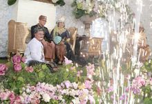 Upacara Adat Sunda Mapag Pengantin by GemaArt Entertainment & Wedding Organizer