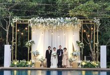 The Wedding Of Rodney And Irene by Dream Decor