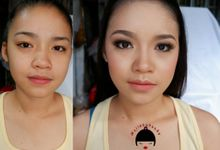 Before and after by Majikkuhando By Hikaru Aquino