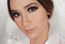 Cempaka (Wedding Airbrush Makeup) by MarisaFe Bridal
