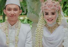 Wedding Exa Alifa by Elsa Novianti Makeup