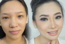 Regina by chingching makeupart