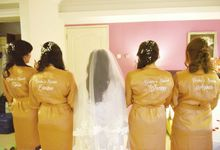 Cynthia Devi & Xoe Wedding by Kimono_ku