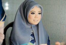 Wedding Make Up by Nikma Rosida MUA