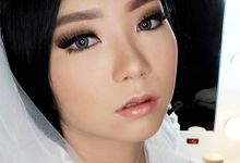 Linda (Wedding Airbrush Makeup - Monolid) by MarisaFe MUA