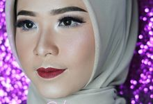Prewedding Make Up - Dita - by Azeera Make Up