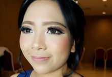 Prewedding Makeup by Yovita Chandra Makeup Artist