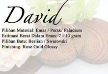 David by Toko Emas Kesayangan