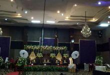 Wedding Planner dr. Gading & dr.  Dina by Banyumili