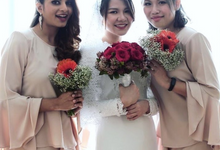 The Brides by Florist By HaejaBudiman