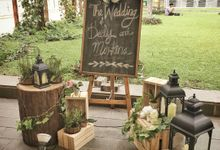 The Wedding Of Dedy And Martina by Dream Decor