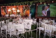 The Wedding Of Joe And Malda by Bali Indah Catering