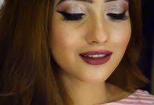 Makeup Artist by GetGlammedByAfshanSisters