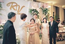 The Engagement Of Vincent And Rosa by Grand Orchid Decoration