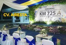Peresmian Rest Area 725A Krian Sidoarjo by cv.airesta