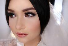 Ms. Ivy (Wedding Airbrush Makeup) by MarisaFe MUA