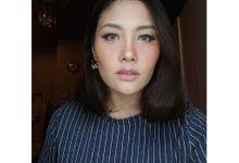 Fresh makeup Look by lely murwiki