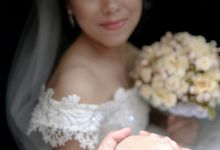 Wedding Christ And Widya by elinnboend makeup artist