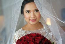 Bride Kristienne by Makeup by Joy Mabasa
