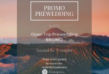 Promo Prewedding Package by Almapics