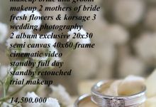 Promo Wedding Packag by elinnboend makeup artist