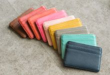 Favor & Gifts: Card Holder & Pouches by L'estudio
