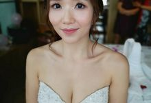 Bride Jia Yi ❤️ by Shino Makeup & Hairstyling