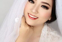 Bride Makeup by csmakeuparts