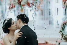 The Wedding Of Dicky & Indah by Barcode Organizer