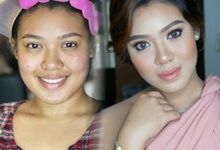Makeovers by Makeup by Soleil
