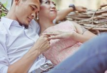 prewedding SERA & RAVEN by Velle Marry Photography