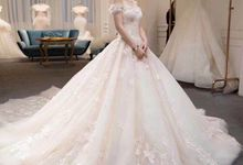 Sale And Rent Wedding Dress by Sewa Gaun Pesta