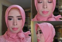 Makeup Family wedding party by Cindy_prof_makeup