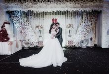 The Royal Wedding Of Kinanta & Anastascya by Honey Wedding & Event Bali