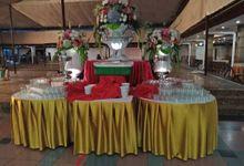 Pelaminan Dan Dekorasi Adat Bugis by Aorora Catering & WO