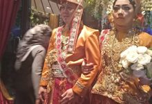 Bugis Themes // Ayu And Faisal Wedding by Aorora Catering & WO