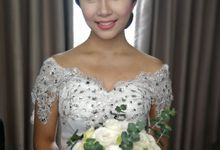 Bride Jonalyn by Makeup by Joy Mabasa