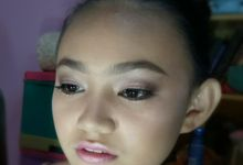 Bridesmaid Make Up - Tiara 030718 by Tirta Arum