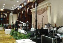 Wedding Reception Ita & Arif by Gameswara MS Pro Audio